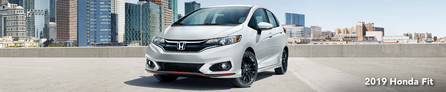 Try A 2019 Fit On For Size, Visit Our Paris, TX, Honda Dealership