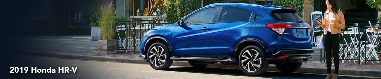 The 2019 Honda HR-V Has Arrived At Our Paris, Texas, Auto Dealer
