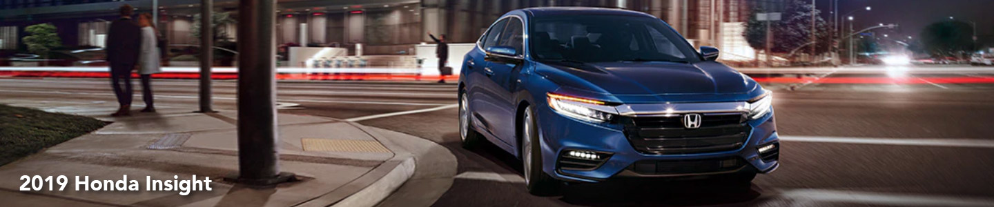 Discover The 2019 Insight At Our Paris, TX, Honda Dealer Near Dallas