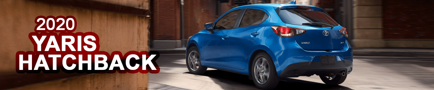 Snag An All-New 2020 Yaris Hatchback At Our Grenada, MS, Toyota Dealer