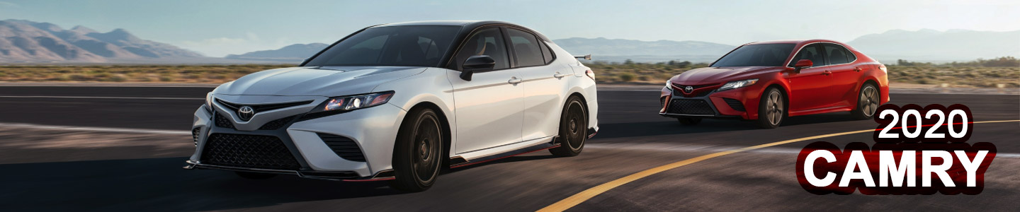 The 2020 Camry Sedan Is Available At Our Grenada, MS, Toyota Dealer
