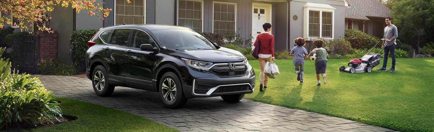 2020 Honda CR-V Honda of Fishers