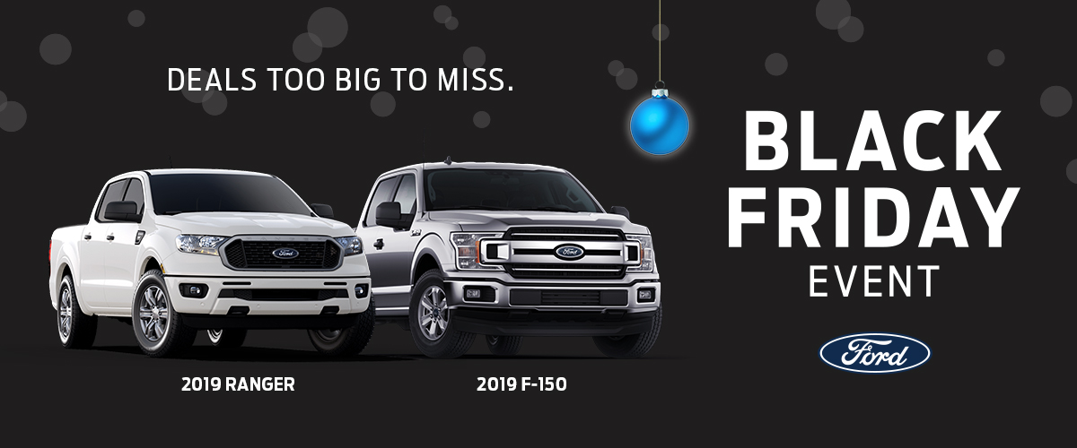 2019 Ford Black Friday Deals