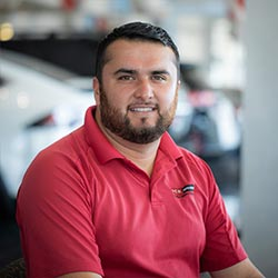 Salvador Mendoza Bio Image