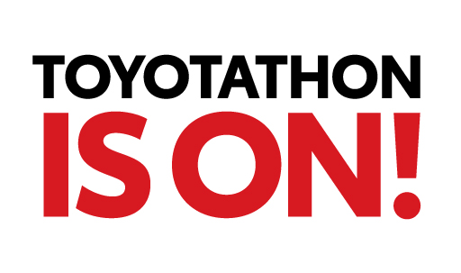 Toyotathon Sales Event Toyota of Fort Walton Beach