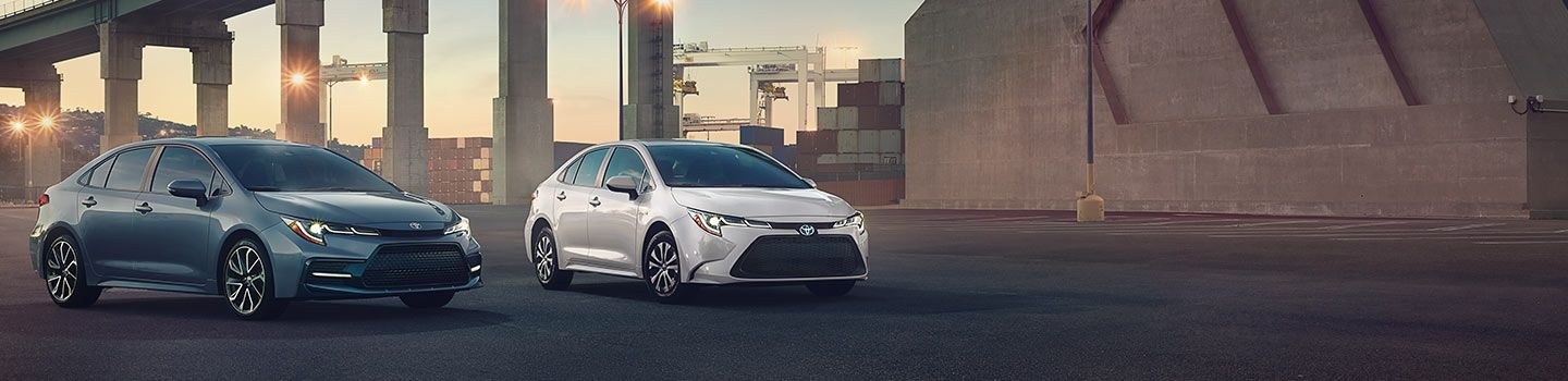2020 Toyota Corolla for sale at McCurley Integrity Toyota Of Walla Walla