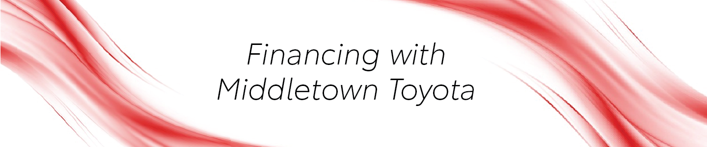 Less than Perfect Credit Financing in Middletown, CT - Middletown Toyota