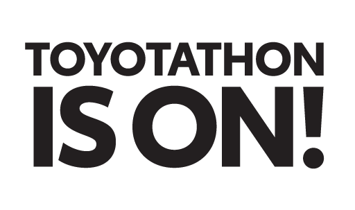 Toyotathon Is On in Metairie LA