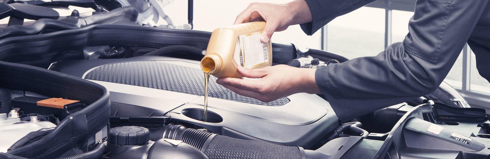 Oil Change near Me | Walker Jones Nissan