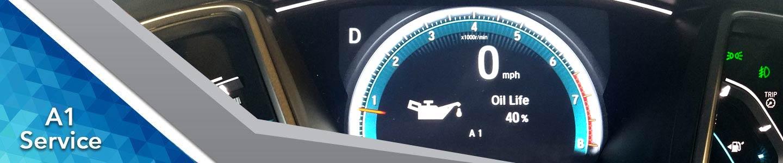 Honda A1 Service