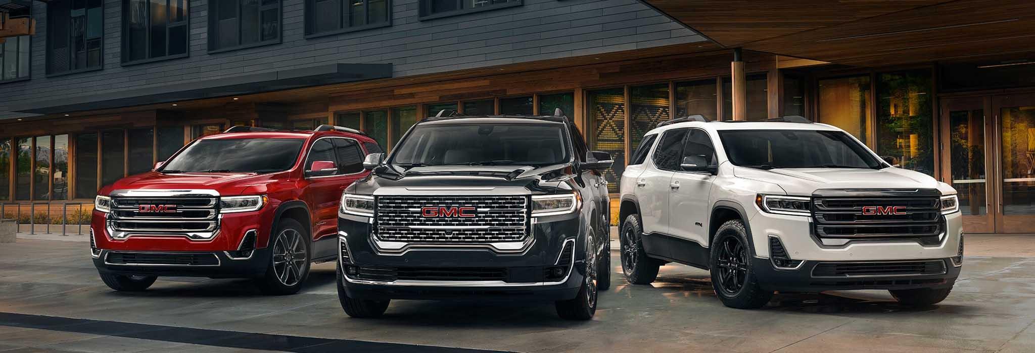 Experience the 2020 GMC Acadia Mid-Size SUV Near Happy Valley, Oregon