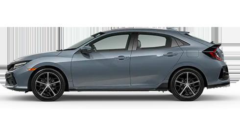 Honda Civic Hatchback Sport 6-speed manual