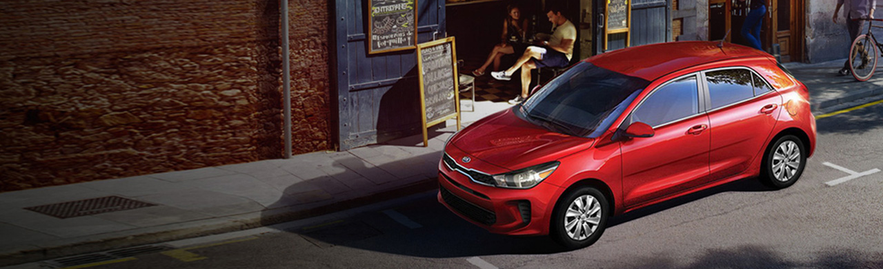 Discover Everything the 2020 Kia Rio 5-Door Offers In Gresham, OR