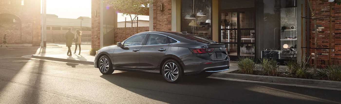 Experience Exceptional Efficiency in the 2019 Honda Insight