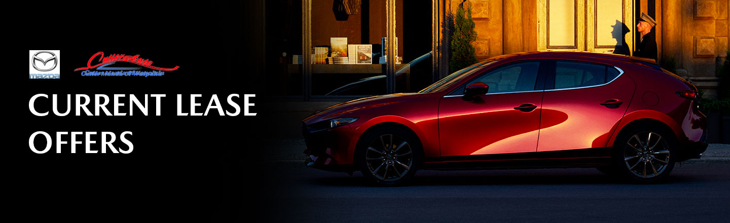 Mazda Lease Offers And Financial Specials In Oahu Honolulu, HI