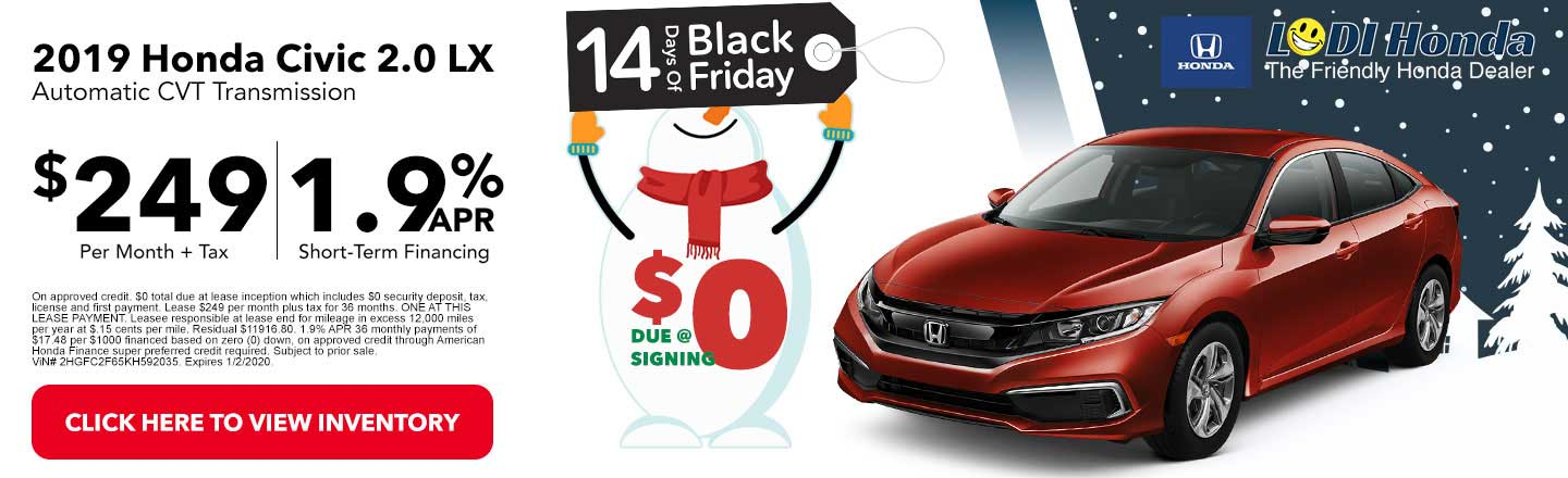 Lease Specials Near Me >> Monthly Honda Specials Lease Financing Car Dealer Near Me