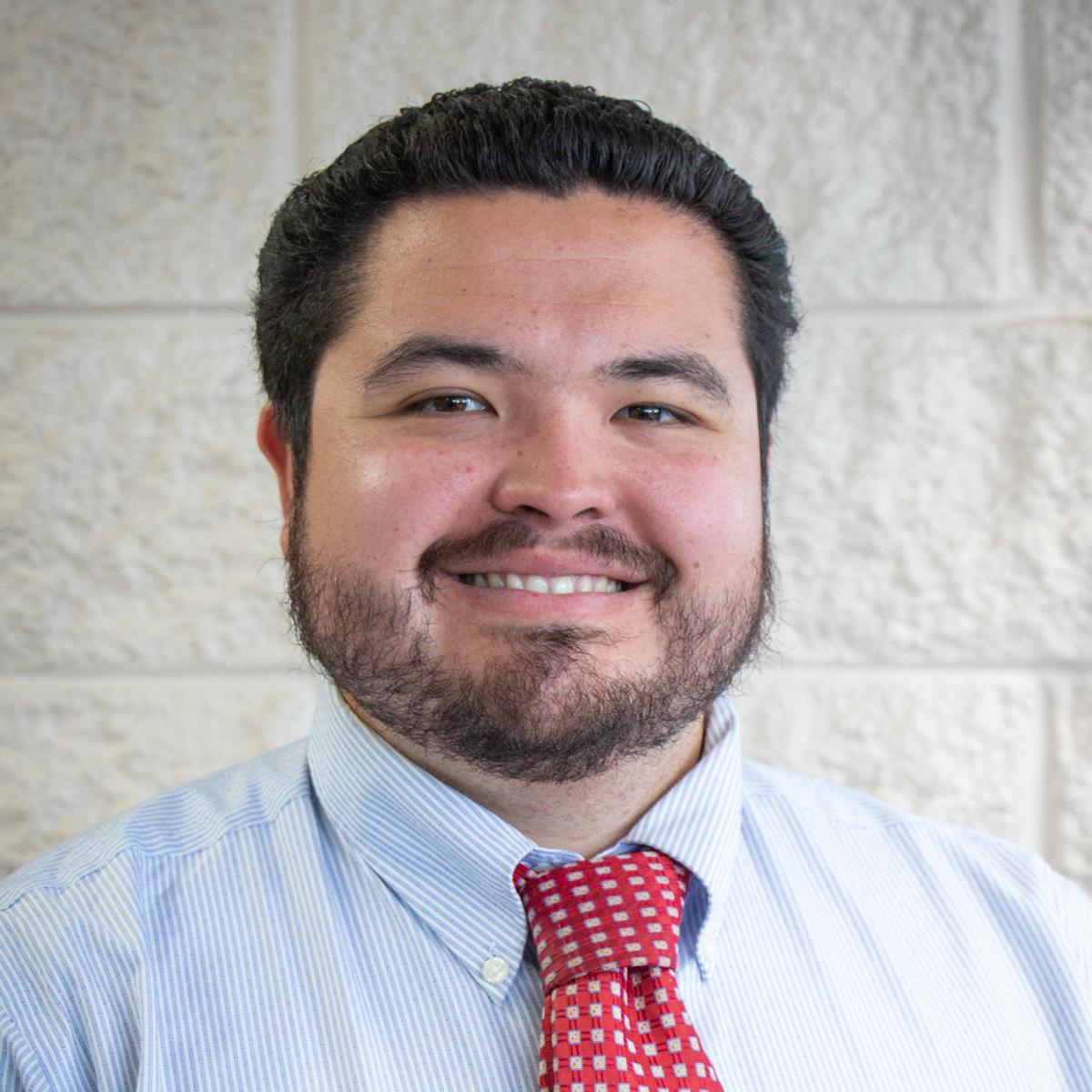 Chase Laub Bio Image