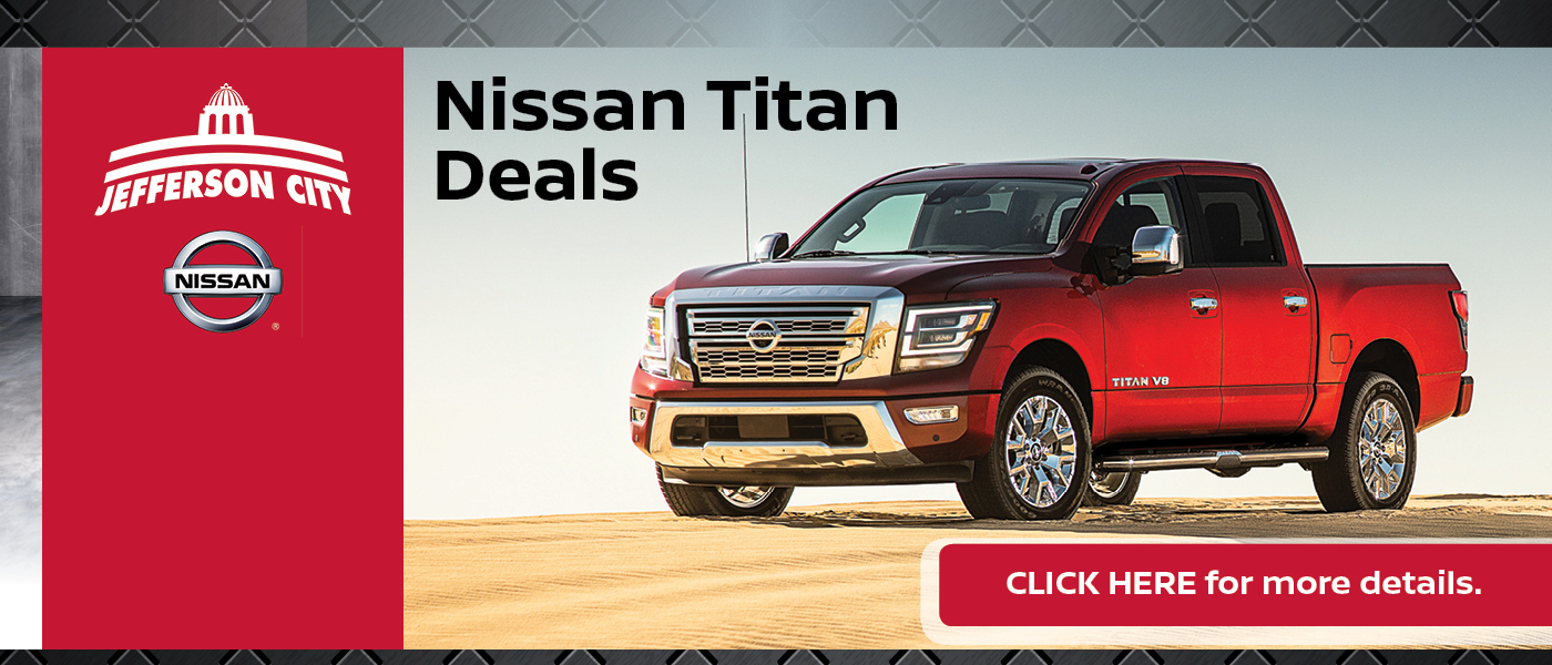 2020 Nissan Titan Specials