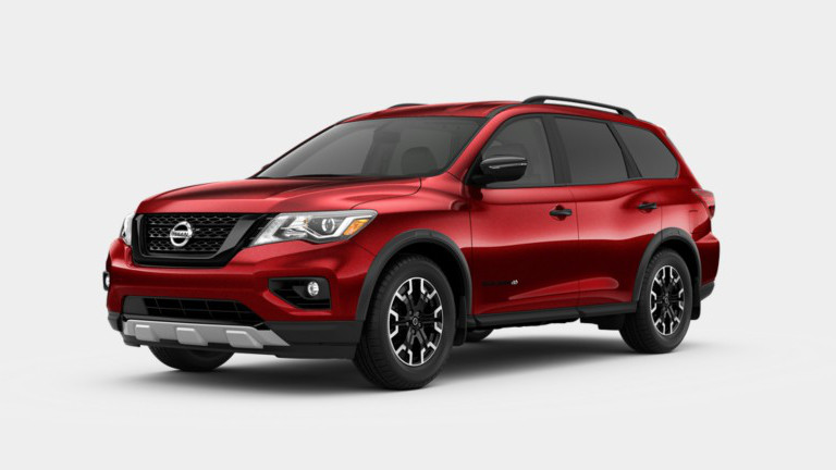 2019 Nissan Pathfinder SV Rock Creek Edition