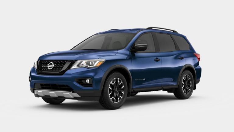 2019 Nissan Pathfinder SL Rock Creek Edition