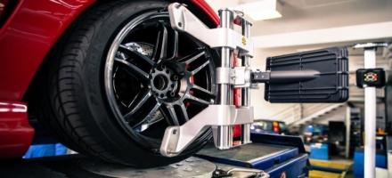 4 Wheel Alignment $74.95*