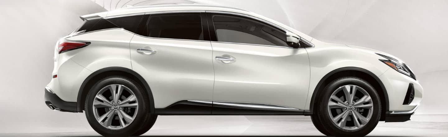 2020 Nissan Murano in White