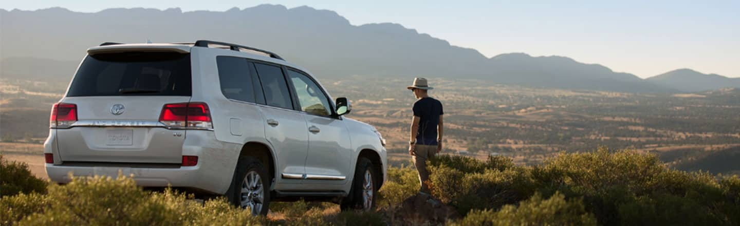 Visit Our Helpful Stevinson Toyota East Dealership Near Watkins, CO 2020 Land Cruiser