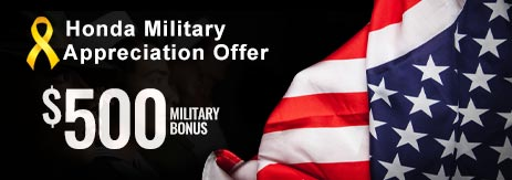 $500 Military Offer