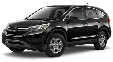 Black CR-V
