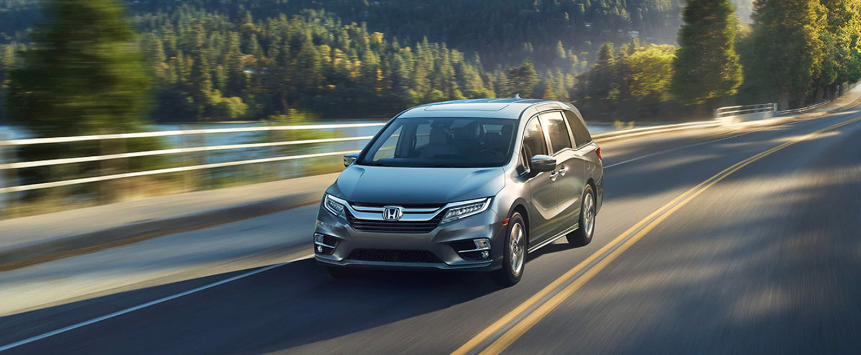 2020 Honda Odyssey Minivan in Davis, CA | Shottenkirk Honda of Davis