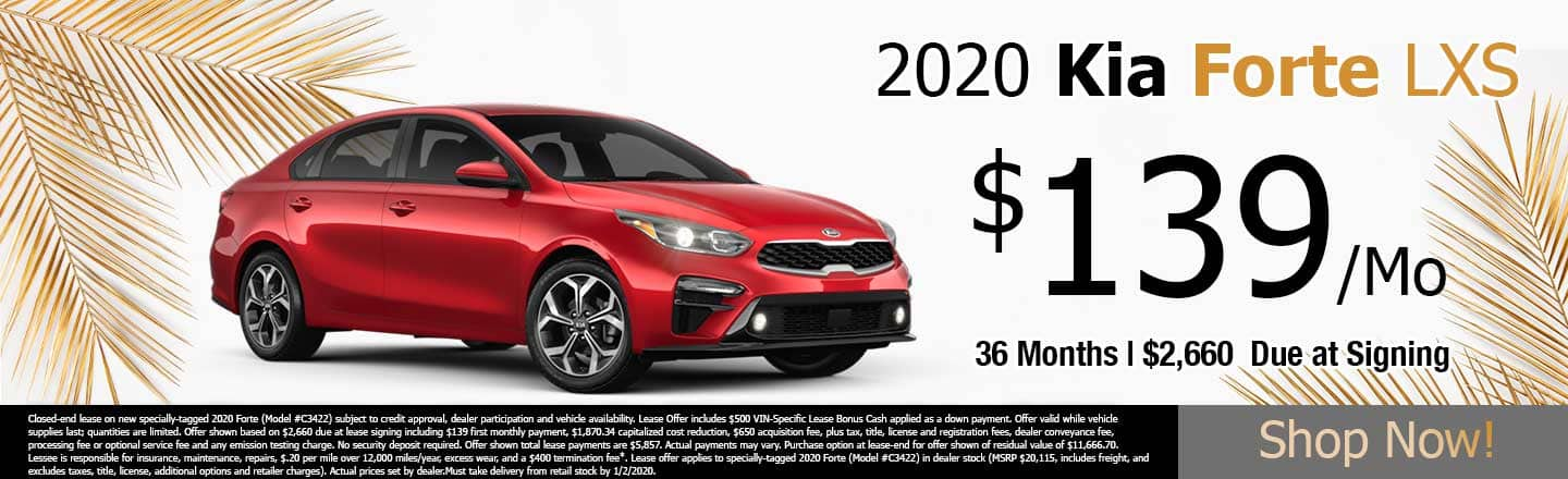 Kia Optima Lease 99 >> Lease Specials Greenway Kia West Palm Beach