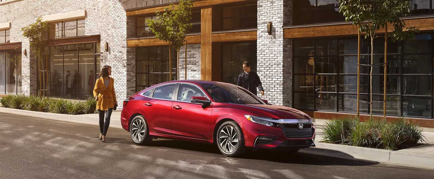 2020 Honda Insight in Cartersville, GA | Shottenkirk Honda of Cartersville