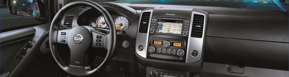 Nissan Frontier Technology