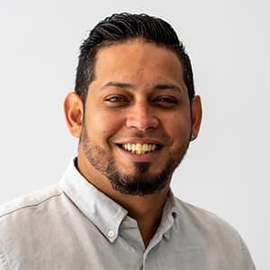 Luis D.  Vasquez Bio Image
