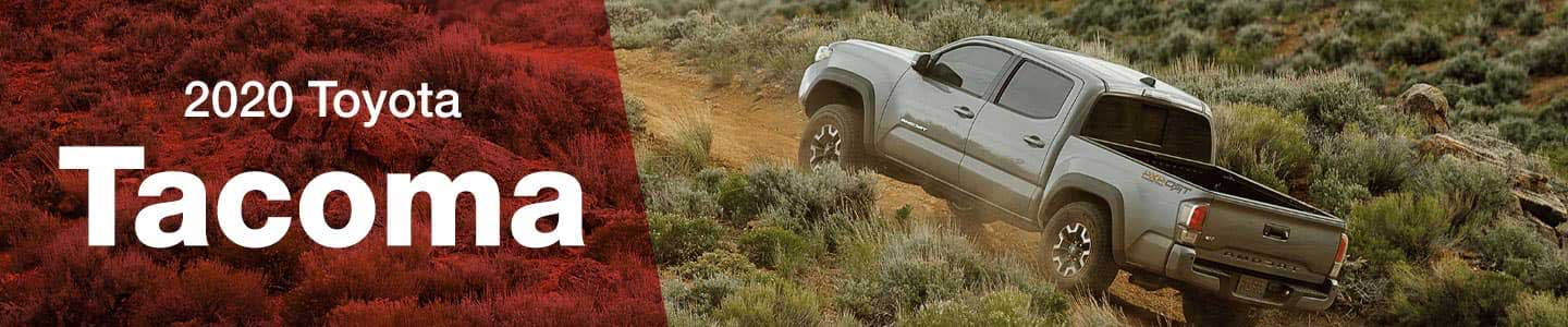 2020 Toyota Tacoma in Hermiston, OR, at Rogers Toyota of Hermiston