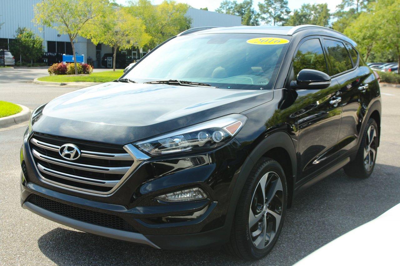 2016 Hyundai Tucson Limited FWD