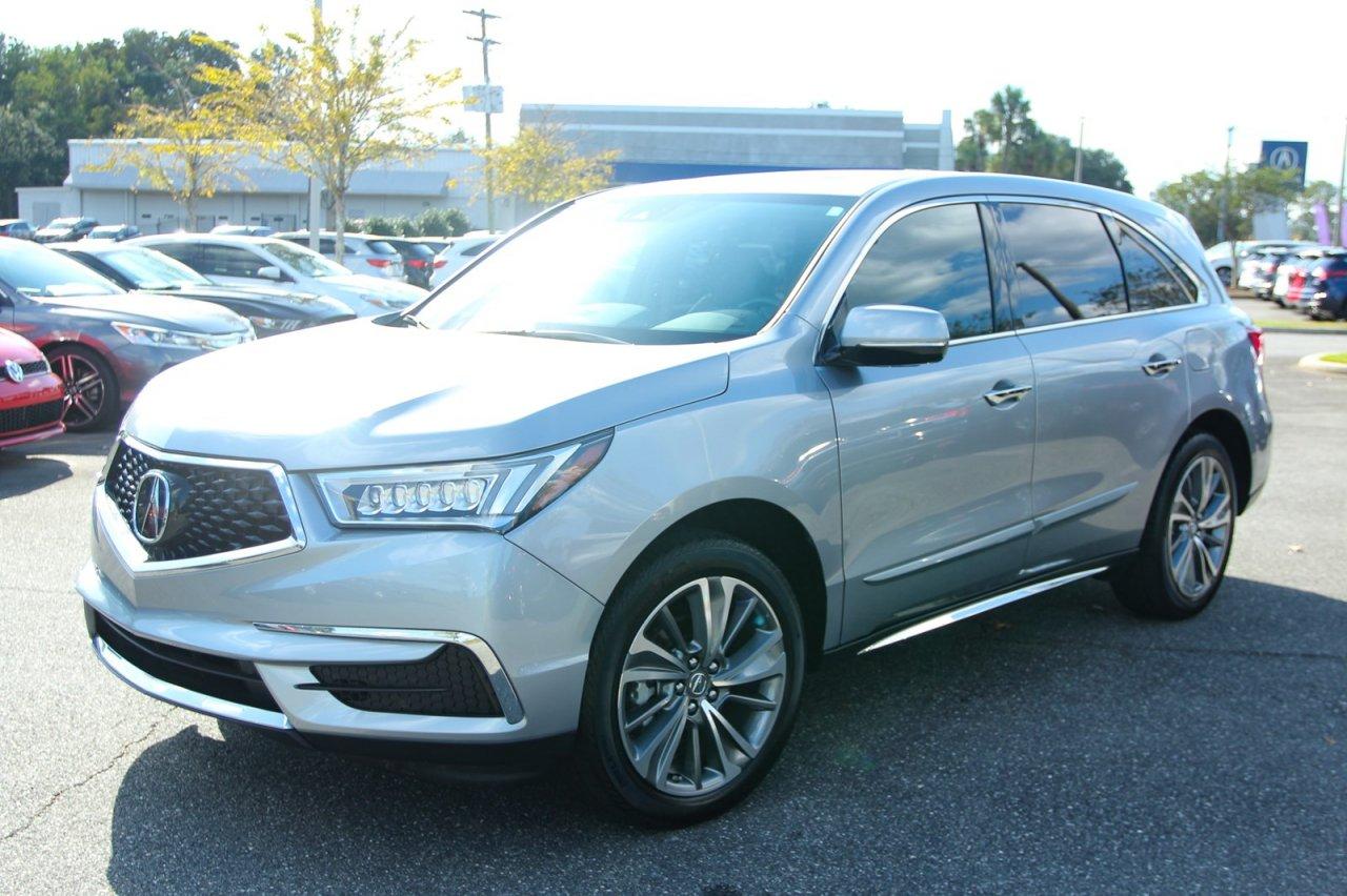 Certified 2017 Acura MDX SH-AWD w/Tech Pkg