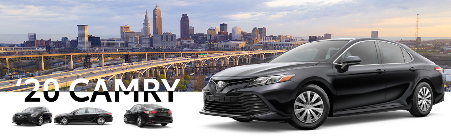 The 2020 Toyota Camry Is Now Available At Our Paducah, KY, Car Dealer