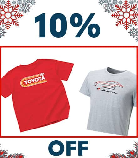 Toyota Apparel