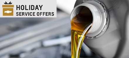 Oil Change Rebate