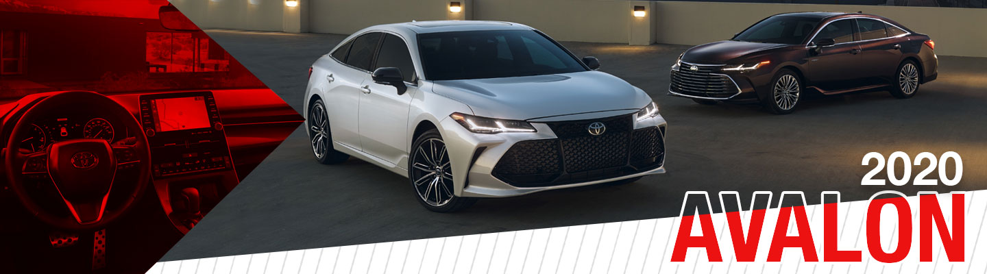 Luxurious 2020 Toyota Avalon Sedans in Weatherford, TX, near Dallas