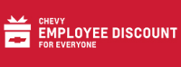 chevy employee discount image