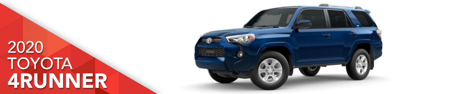 2020 Toyota 4Runner For Sale Near New Orleans and Covington, LA