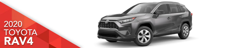2020 Toyota RAV4 For Sale Near New Orleans and Covington, LA