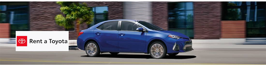 Rental Cars In Ct >> Toyota Rental Car Service In Middletown Ct Middletown Toyota