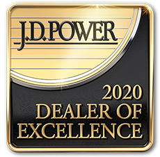 Newton Nissan of Gallatin Certified as a J.D. Power 2020 Dealer of Excellence