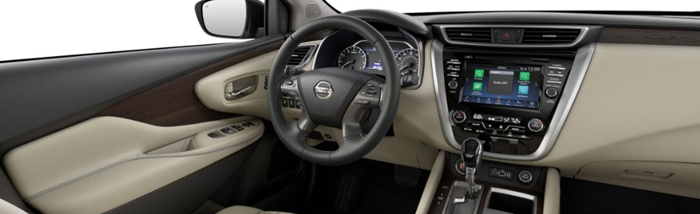 Explore The Interior of the New 2020 Nissan Murano Price & Review In Bessemer, AL
