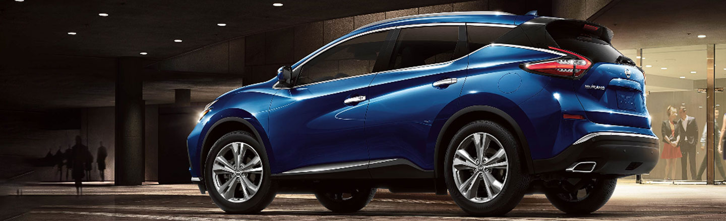 Explore The New 2020 Nissan Murano Price & Review In Bessemer, AL