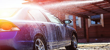 Vehicle Hand Wash and Vacuum