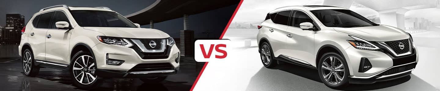 Sutherlin Nissan Of Orlando 2020 Nissan Rogue Vs Murano